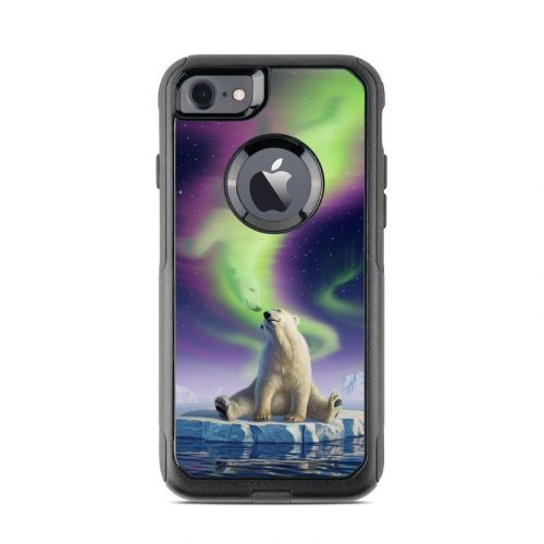 Arctic Kiss OtterBox Commuter iPhone 8 Case Skin