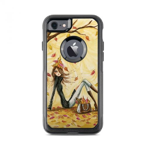 Autumn Leaves OtterBox Commuter iPhone 7 Skin