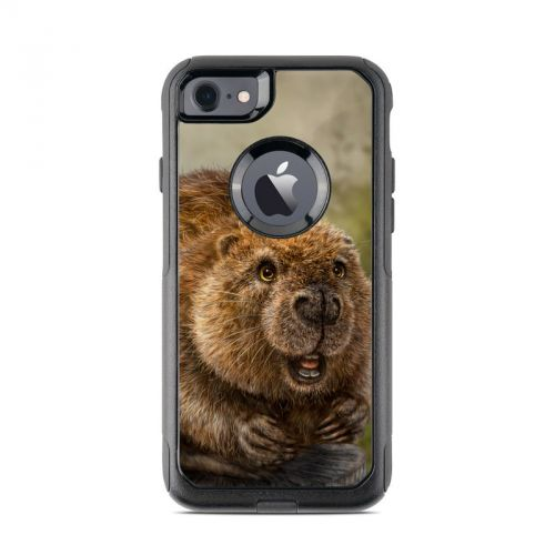 Beaver Totem OtterBox Commuter iPhone 7 Skin