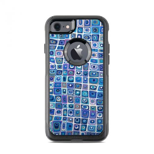 Blue Monday OtterBox Commuter iPhone 7 Skin