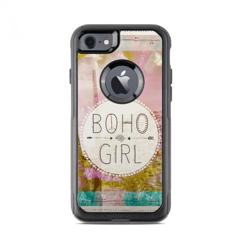 Boho Girl OtterBox Commuter iPhone 7 Skin