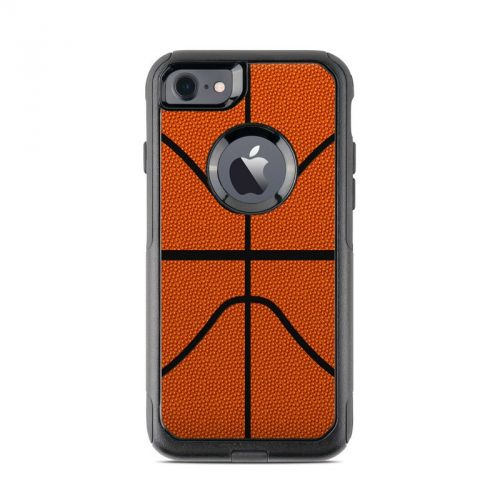 Basketball OtterBox Commuter iPhone 7 Skin