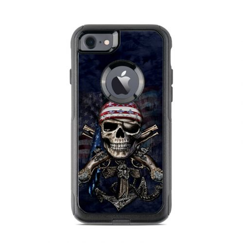 Dead Anchor OtterBox Commuter iPhone 7 Skin