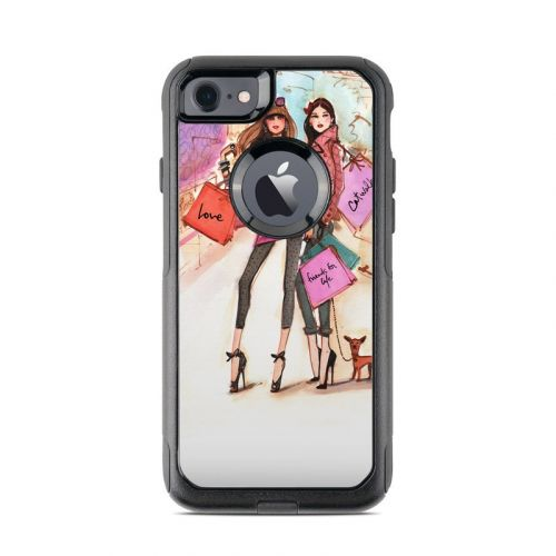 Gallaria OtterBox Commuter iPhone 8 Case Skin
