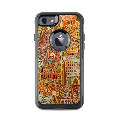 The Golding Time OtterBox Commuter iPhone 8 Case Skin