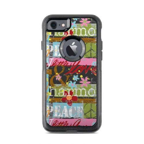 Harmony and Love OtterBox Commuter iPhone 8 Case Skin
