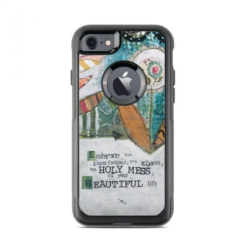 Holy Mess OtterBox Commuter iPhone 7 Skin