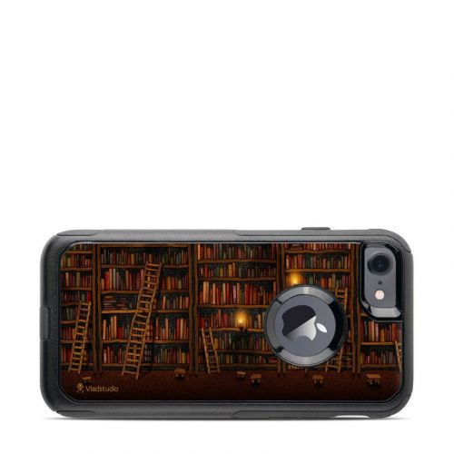 Library OtterBox Commuter iPhone 8 Case Skin
