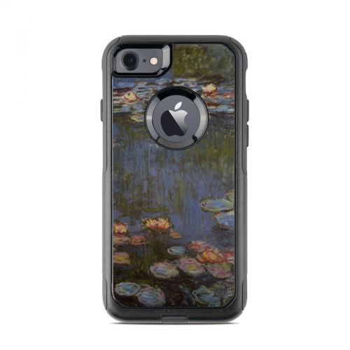 Water lilies OtterBox Commuter iPhone 7 Skin