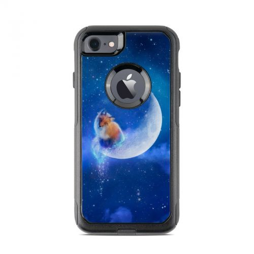 Moon Fox OtterBox Commuter iPhone 7 Skin