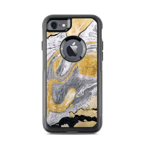 Ornate Marble OtterBox Commuter iPhone 8 Case Skin