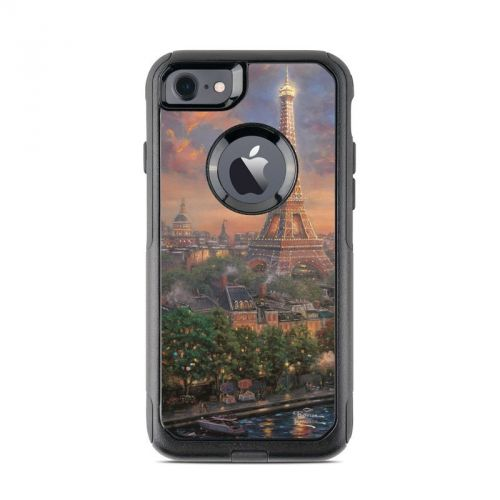 Paris City of Love OtterBox Commuter iPhone 7 Skin
