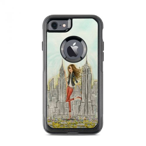 The Sights New York OtterBox Commuter iPhone 7 Skin