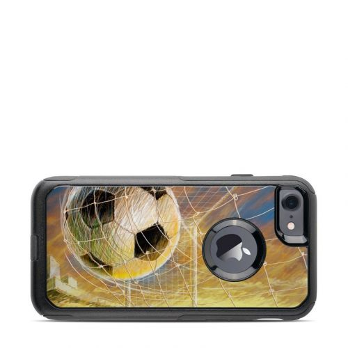 Soccer OtterBox Commuter iPhone 8 Case Skin