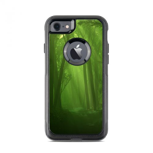 Spring Wood OtterBox Commuter iPhone 8 Case Skin