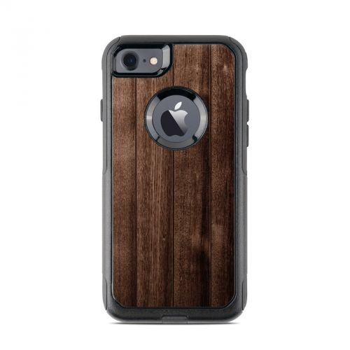 Stained Wood OtterBox Commuter iPhone 7 Skin
