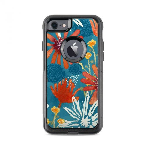 Sunbaked Blooms OtterBox Commuter iPhone 7 Skin