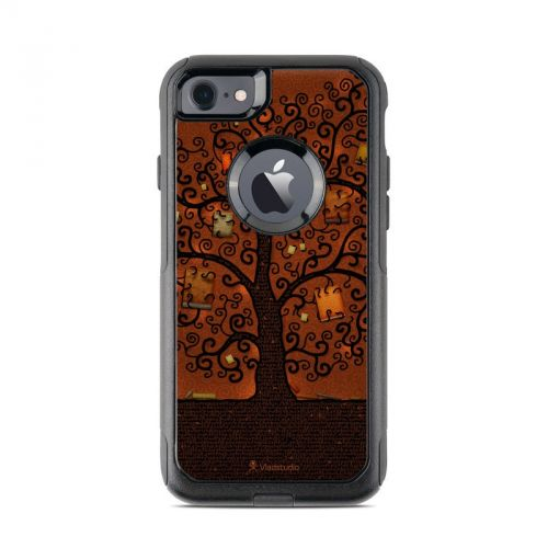 Tree Of Books OtterBox Commuter iPhone 7 Skin