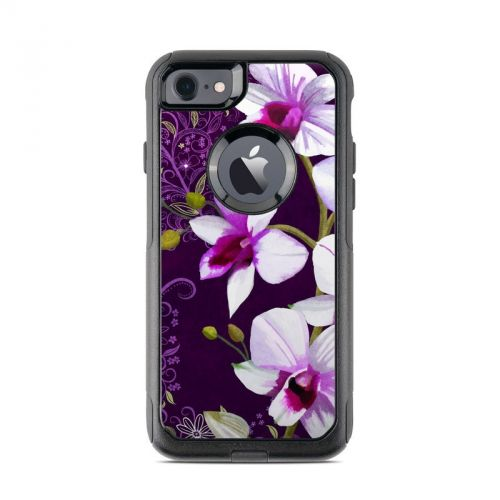 Violet Worlds OtterBox Commuter iPhone 7 Skin