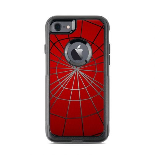 Webslinger OtterBox Commuter iPhone 7 Skin