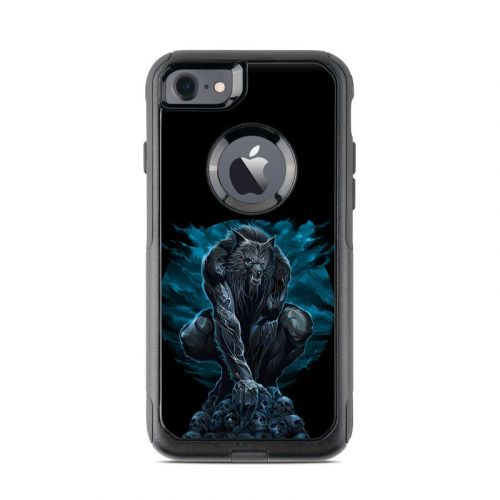 Werewolf OtterBox Commuter iPhone 7 Skin