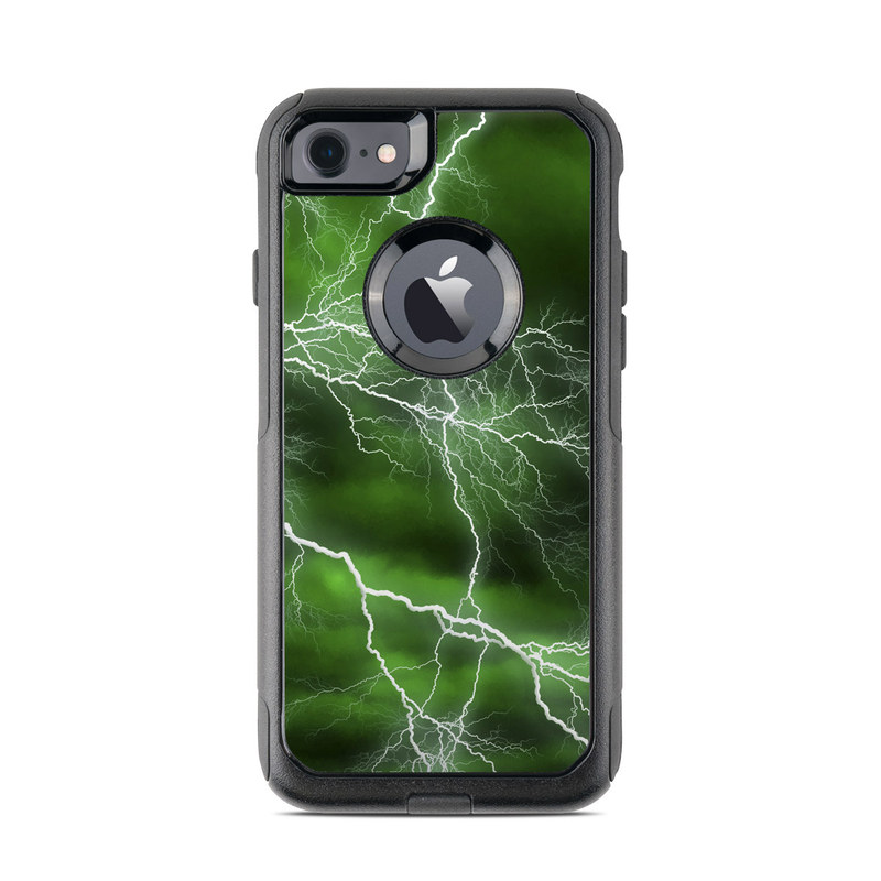 Apocalypse Green OtterBox Commuter iPhone 8 Case Skin