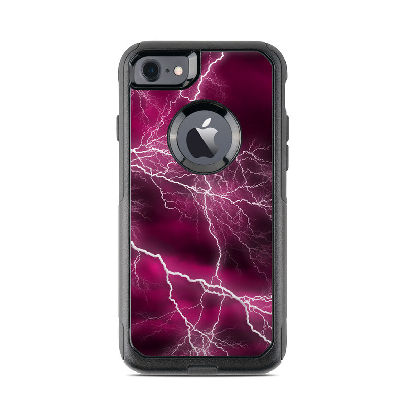 Apocalypse Pink OtterBox Commuter iPhone 8 Case Skin