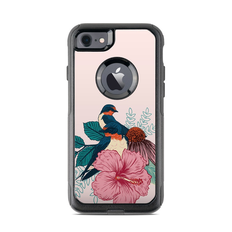 Barn Swallows OtterBox Commuter iPhone 7 Skin