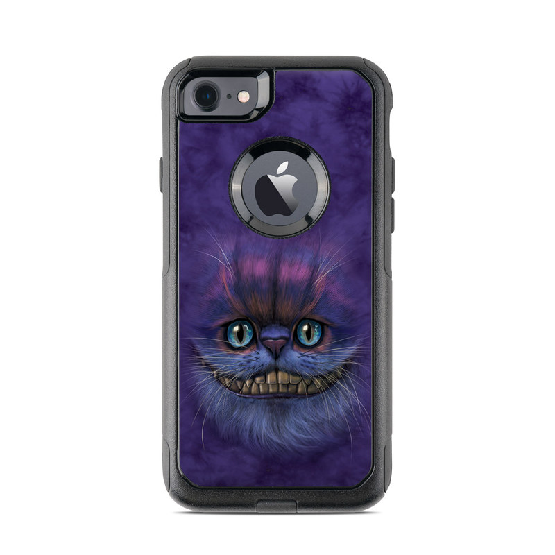 Cheshire Grin OtterBox Commuter iPhone 7 Skin
