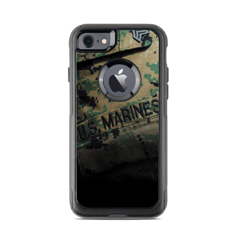 Courage OtterBox Commuter iPhone 8 Case Skin