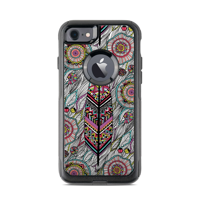 Dream Feather OtterBox Commuter iPhone 7 Skin