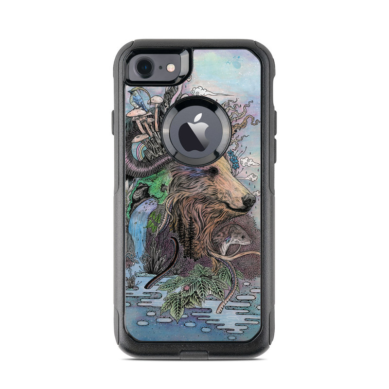 Forest Warden OtterBox Commuter iPhone 7 Skin