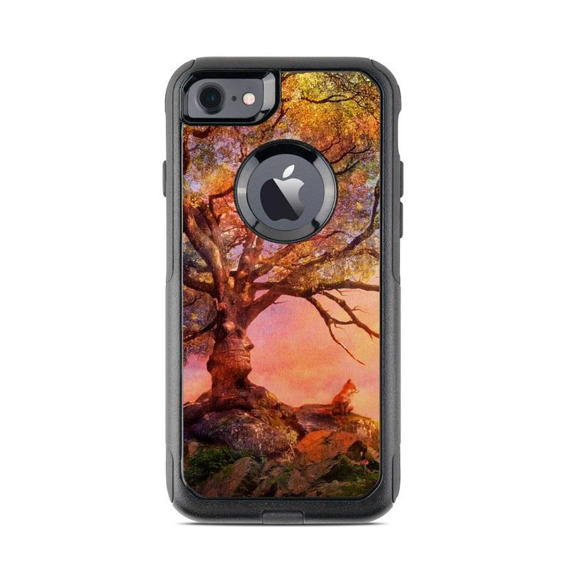 Fox Sunset OtterBox Commuter iPhone 7 Skin