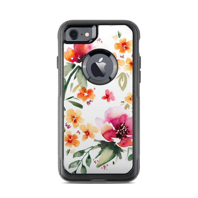 flowers iphone 8 case