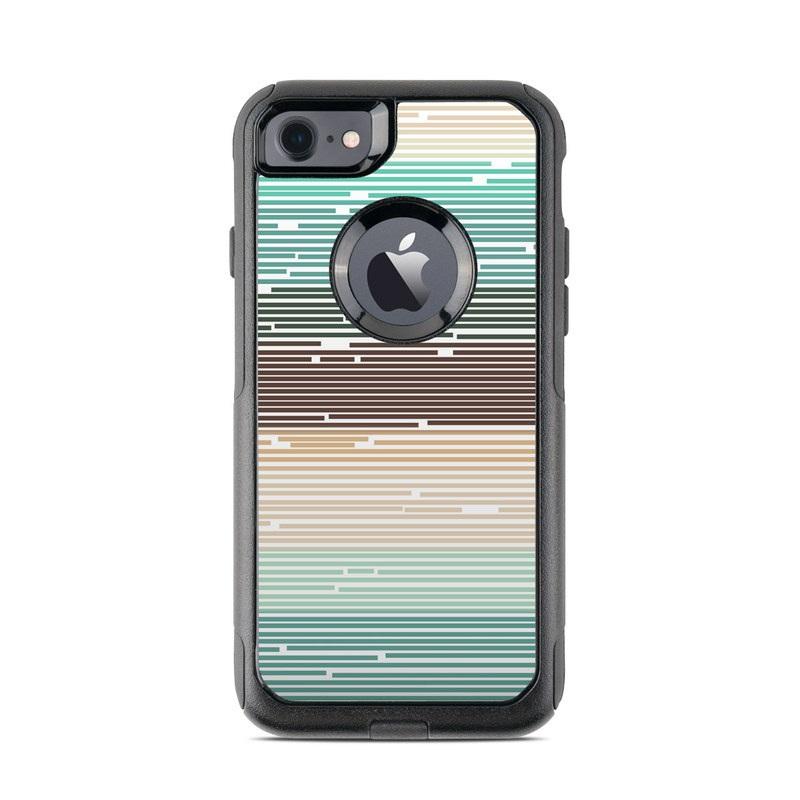 Jetty OtterBox Commuter iPhone 8 Case Skin