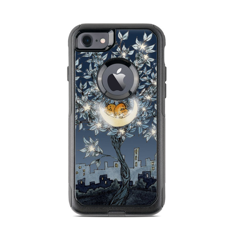 Nesting OtterBox Commuter iPhone 7 Skin