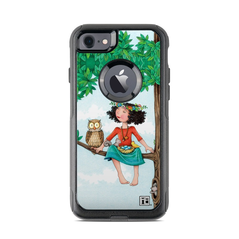 Never Alone OtterBox Commuter iPhone 7 Skin