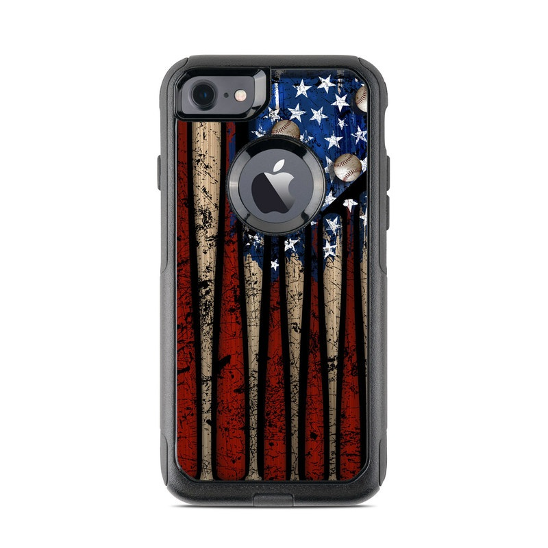 Old Glory OtterBox Commuter iPhone 7 Skin