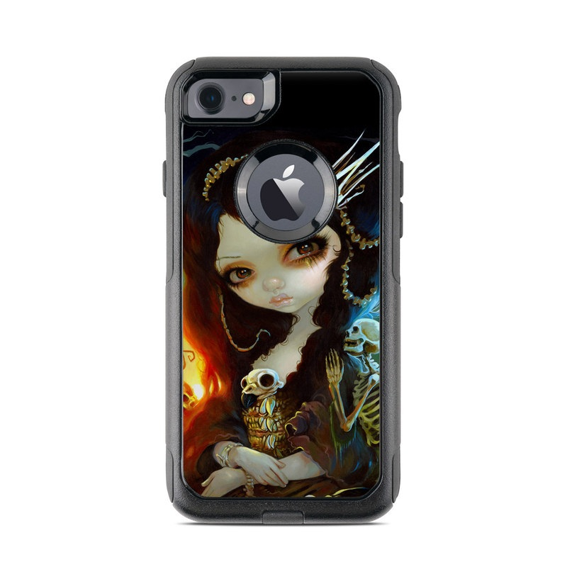 Princess of Bones OtterBox Commuter iPhone 7 Skin