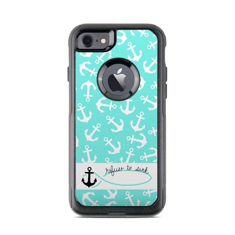 Refuse to Sink OtterBox Commuter iPhone 7 Skin