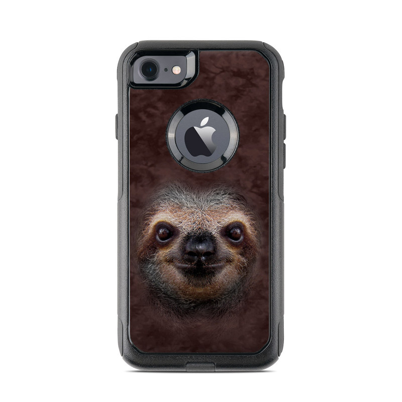Sophisticated Sloth iphone case