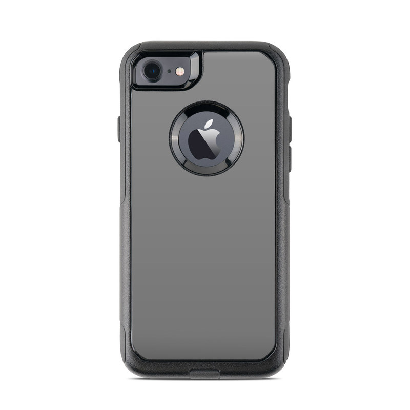 huge discount 38baf fa21d Solid State Grey OtterBox Commuter iPhone 8 Case Skin