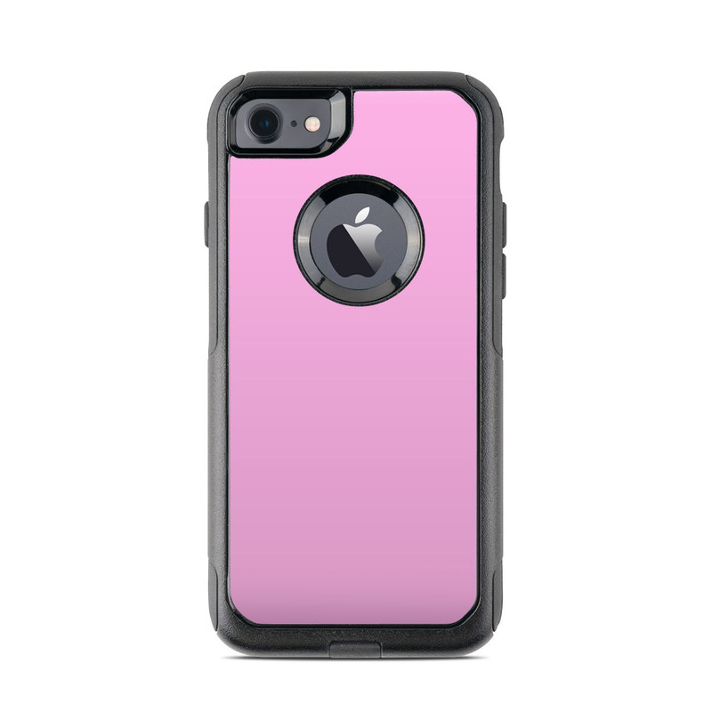 Solid State Pink OtterBox Commuter iPhone 7 Skin
