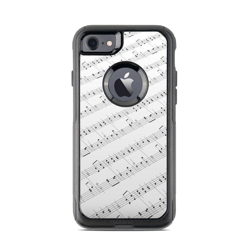 Symphonic OtterBox Commuter iPhone 7 Skin