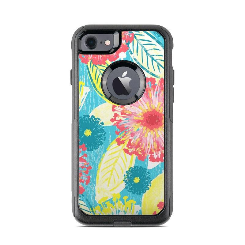 Tickled Peach OtterBox Commuter iPhone 7 Skin
