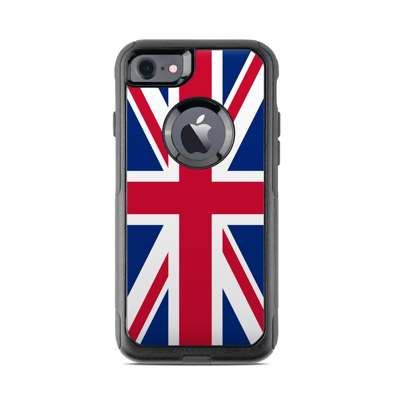 Union Jack OtterBox Commuter iPhone 8 Case Skin