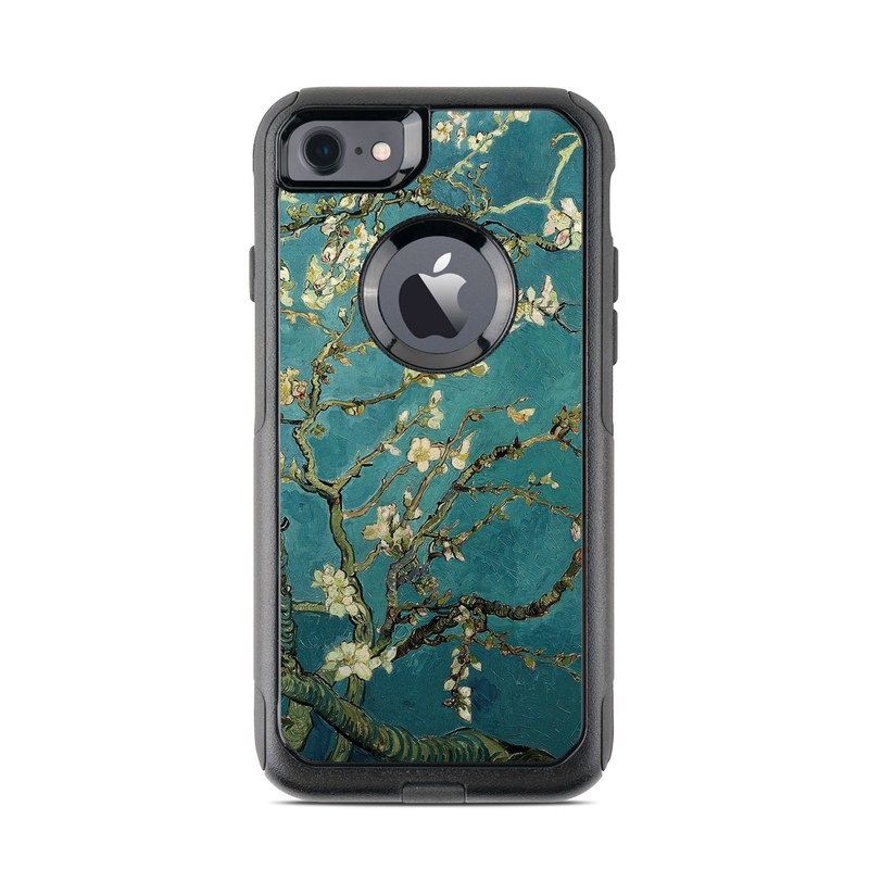 Blossoming Almond Tree OtterBox Commuter iPhone 8 Case Skin