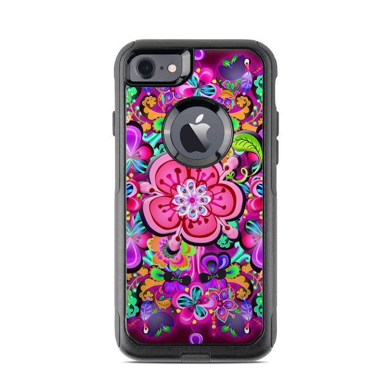 Woodstock OtterBox Commuter iPhone 7 Skin