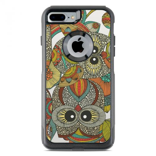 4 owls OtterBox Commuter iPhone 7 Plus Skin