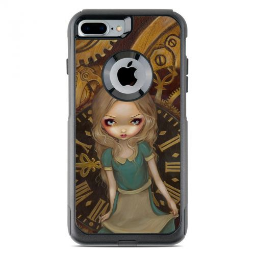 Alice Clockwork OtterBox Commuter iPhone 7 Plus Skin